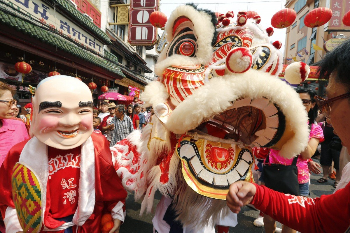 Wuhan virus: Thailand to hold Lunar New Year parties despite local pneumonia cases