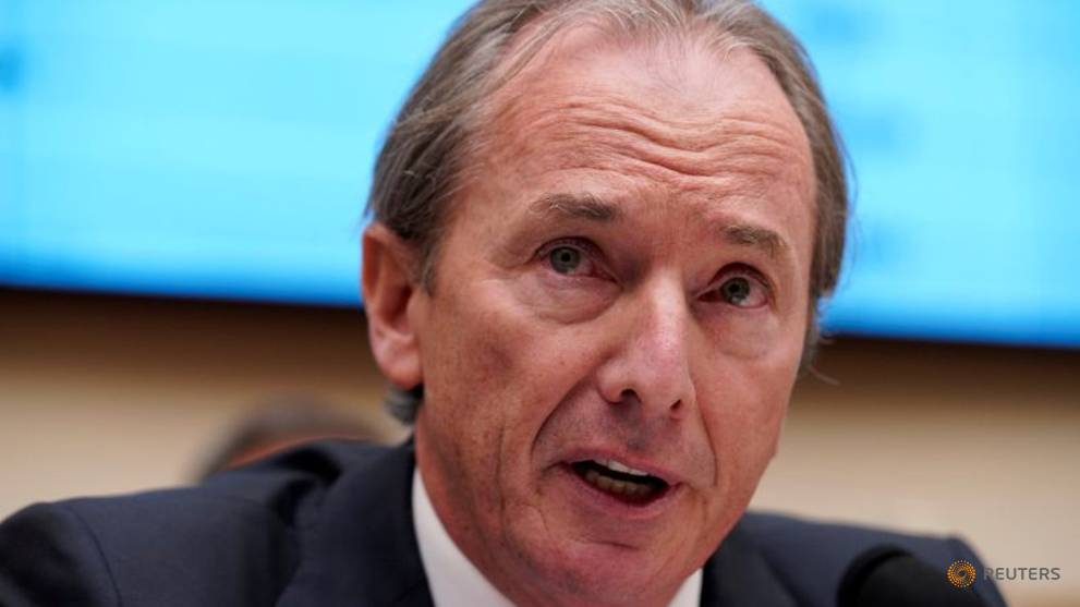 Morgan Stanley CEO Gorman's total 2019 pay falls 7per cent to US$27 million