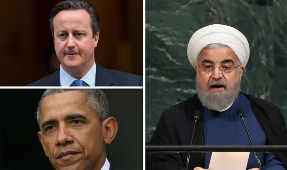 World War 3: Iran's warning of 'unfinished war' with US and UK exposed