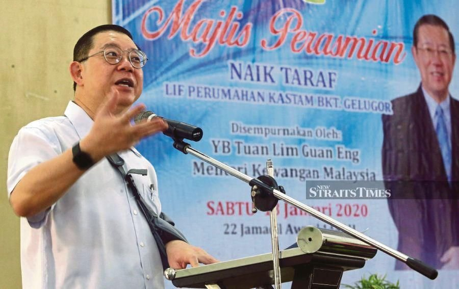 20 + 18 toll discount for Penang Bridge? Plus will clarify, says Lim