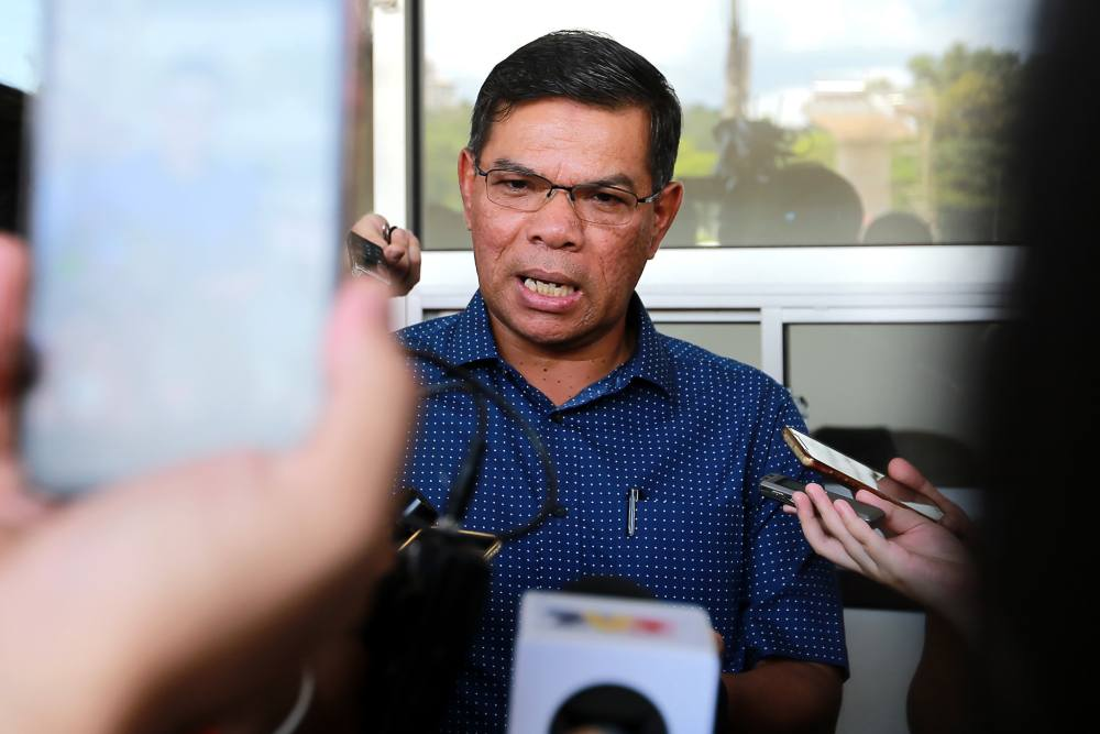 Saifuddin Nasution: Signing of SD just rumours