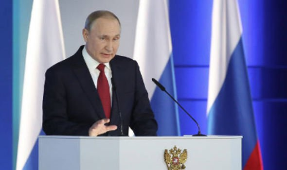 Putin on the BRINK as 'internationally isolated' Russian President faces domestic backlash