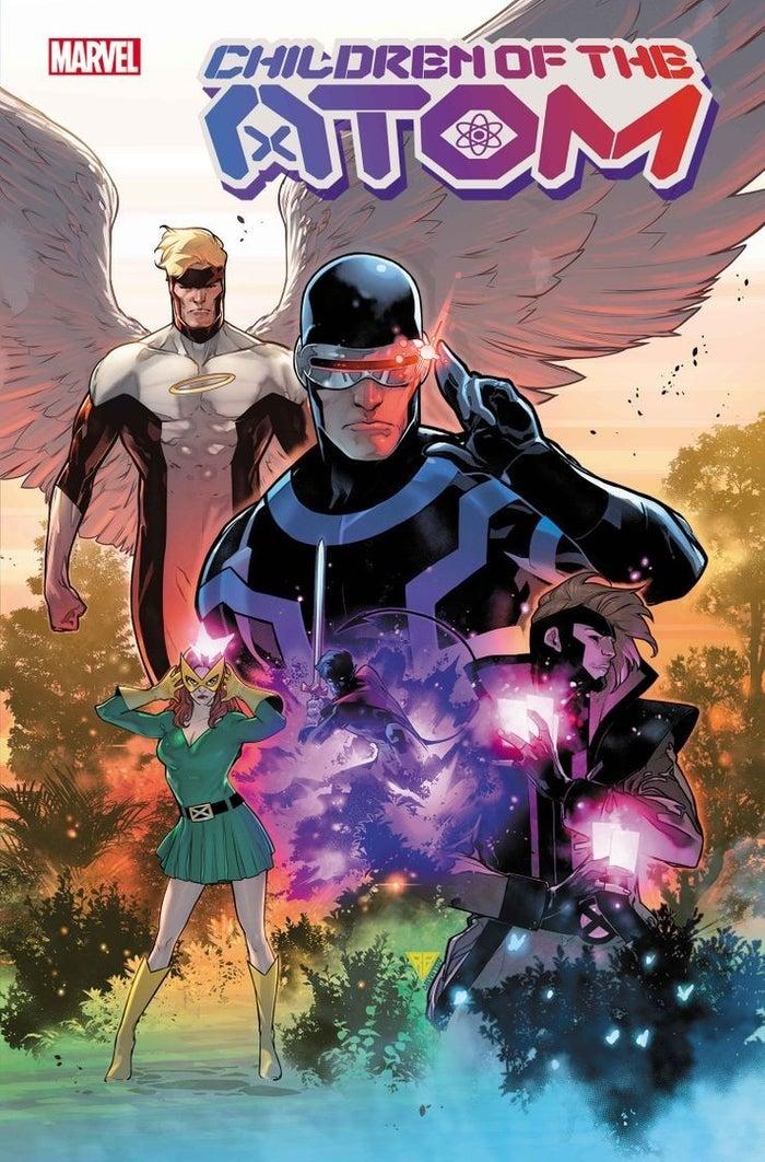 Marvel Releases Mysterious X-Men Teaser