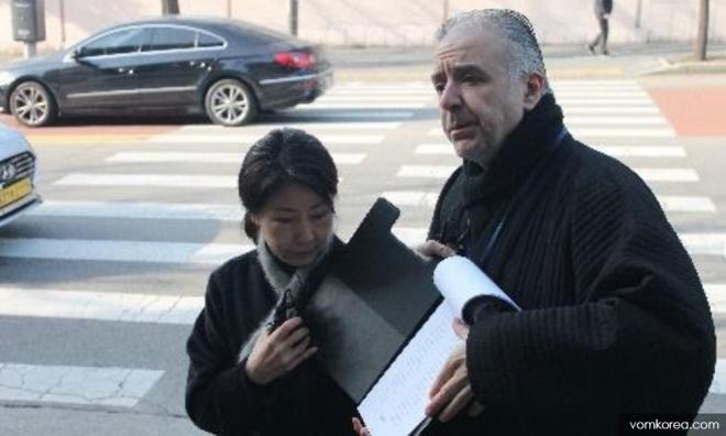 韩国基督组织向大马使馆陈情,关注许景裕失踪案