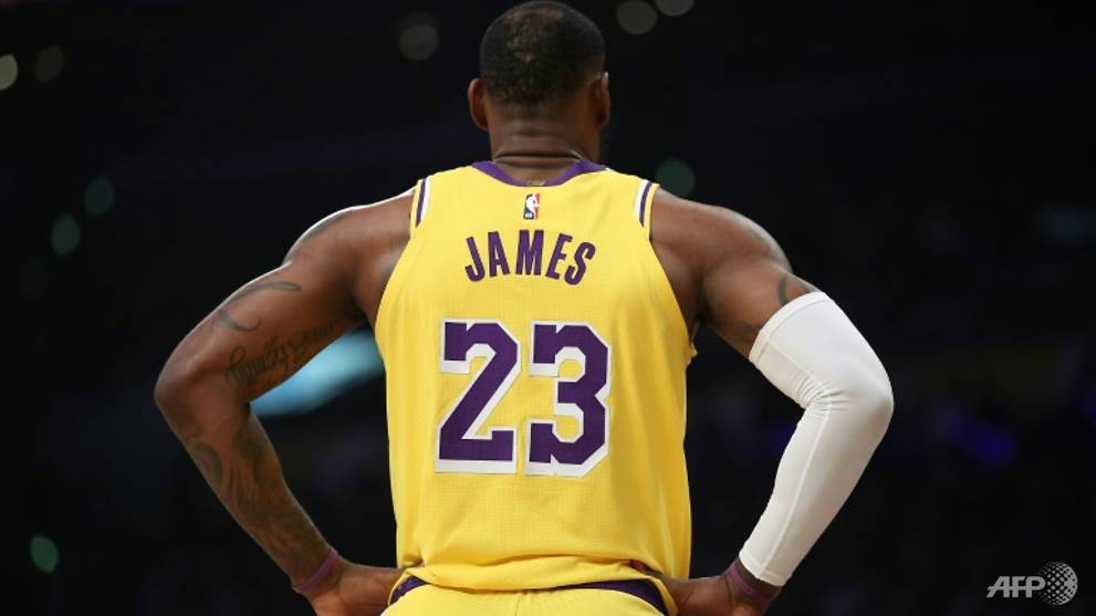 Basketball: Lakers, LeBron top NBA sales as Giannis, Doncic rise
