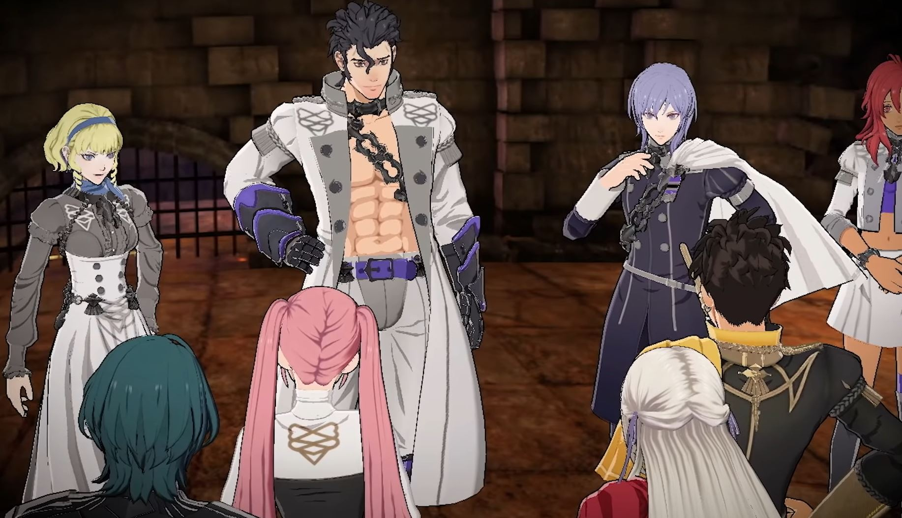 Fire Emblem: Three Houses 'Cindered Shadows' DLC dated and detailed