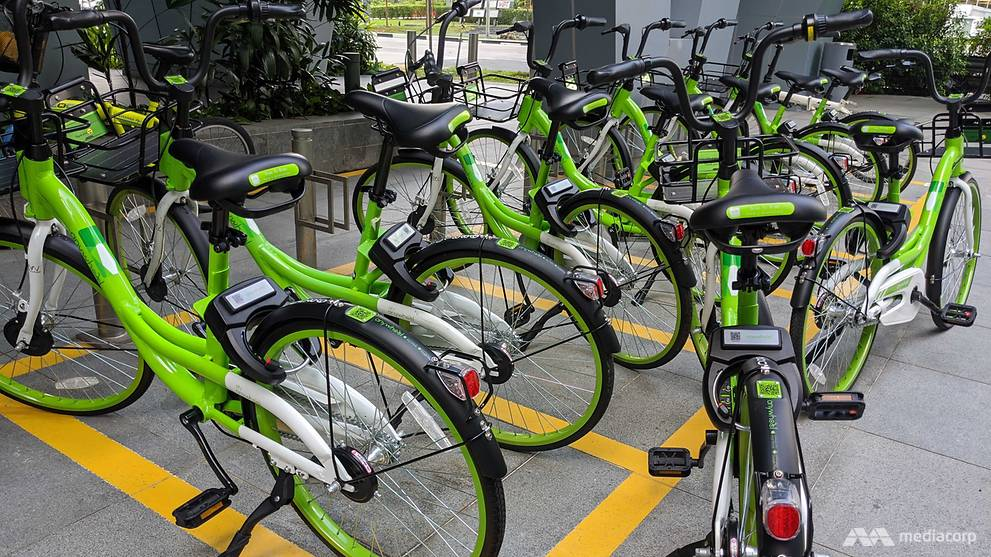 Commentary: After a chaotic first wave, does bike-sharing have a decent second shot in Singapore?