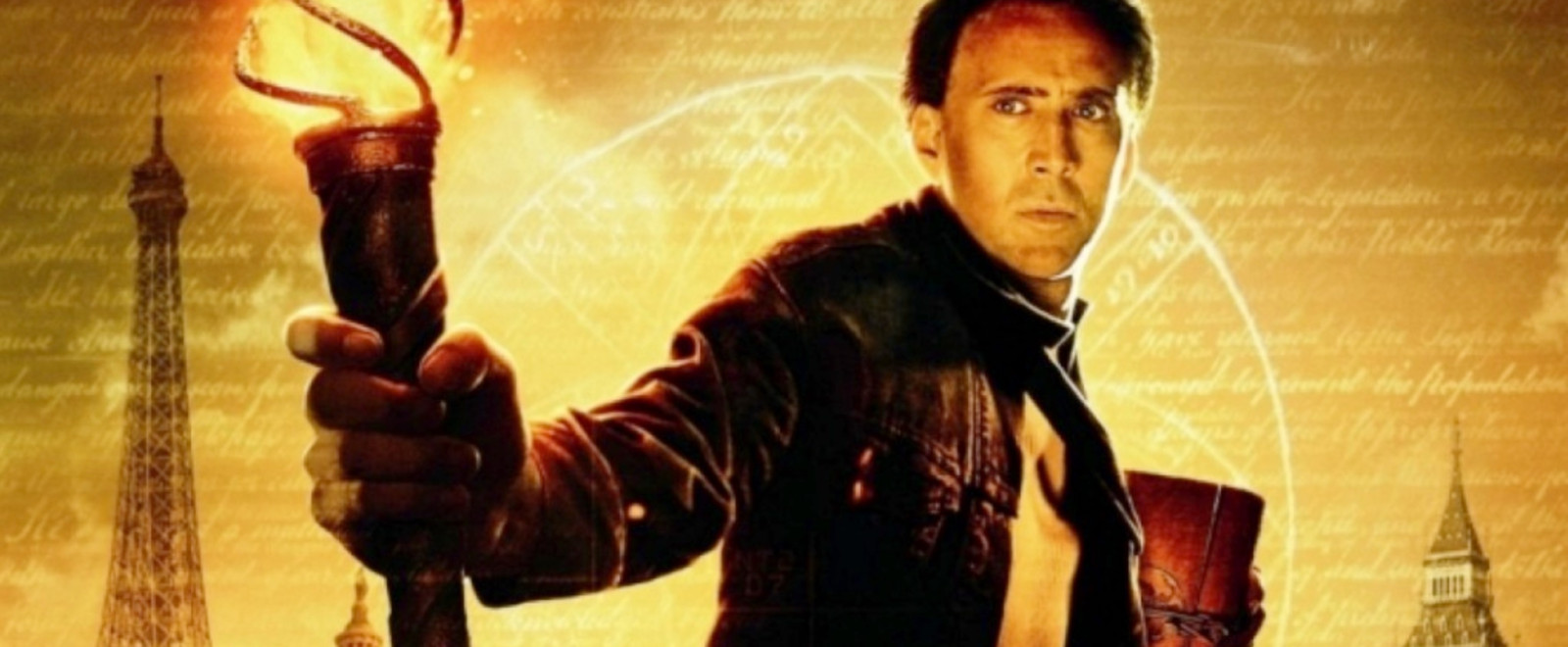 This Is The Most Promising 'National Treasure 3' Update We've Heard In Years