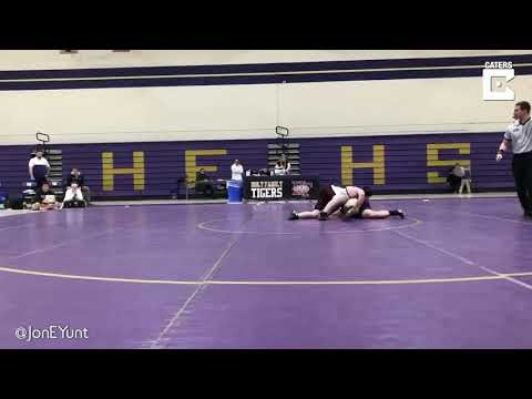 Down Syndrome Teen Wins Wrestling March