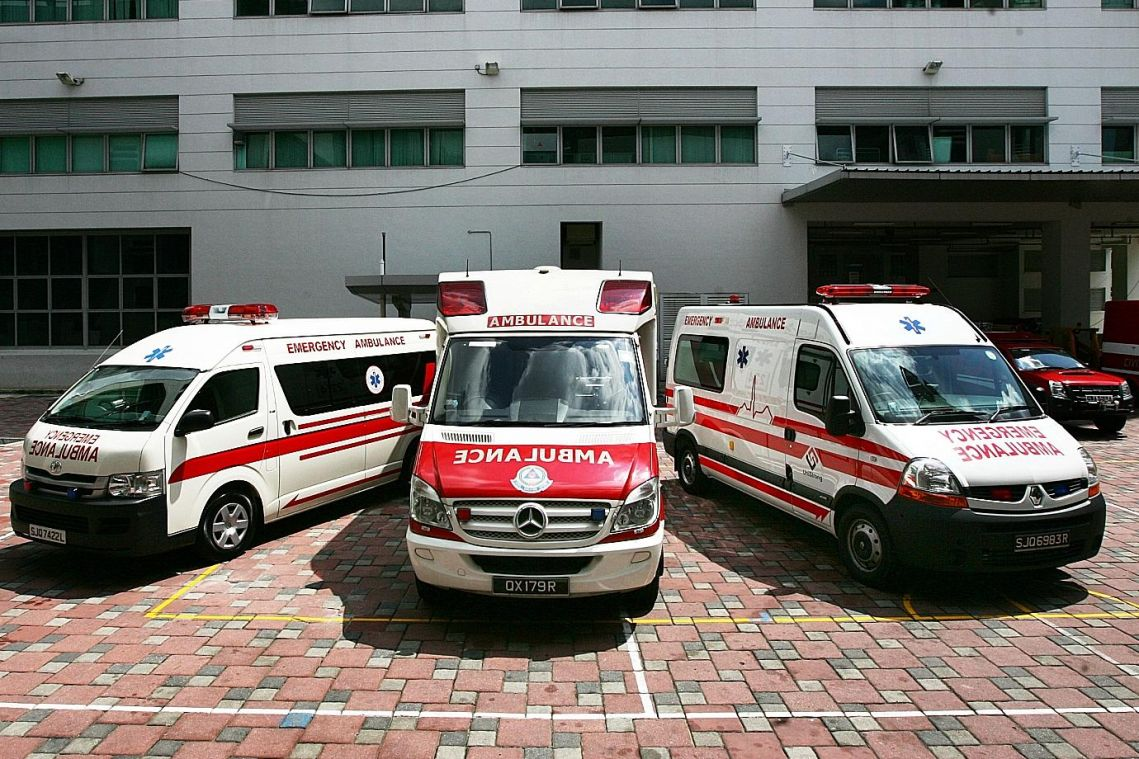 MOH list shows accredited private ambulance operators