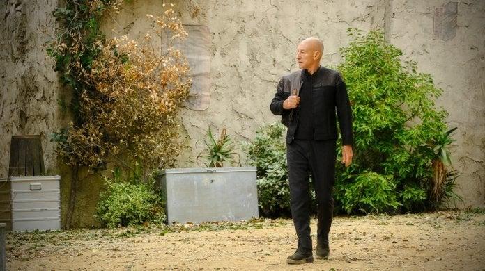 Star Trek: Picard Featurette Teases A More Complex World
