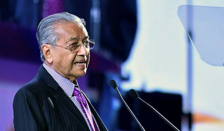 Federal govt never dictates how state govt should spend given allocations: Mahathir