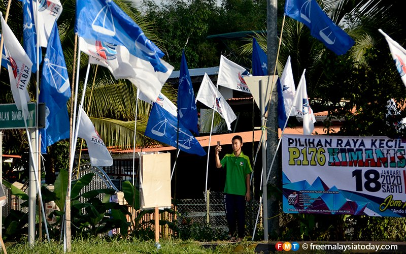 Warisan has slight advantage but BN can stage surprise win