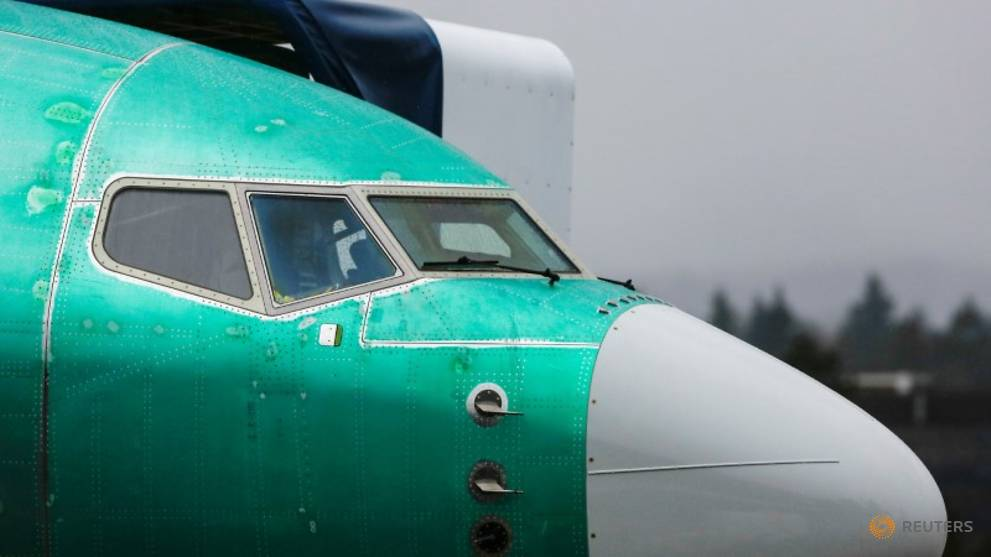 Boeing says it is addressing new 737 MAX software issue discovered in technical review