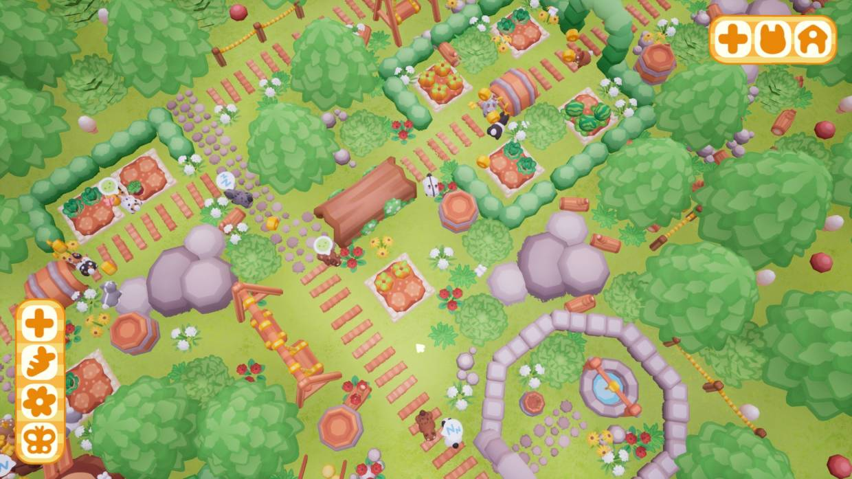 New game release: Bunny Park gently pads out cycle of improvement