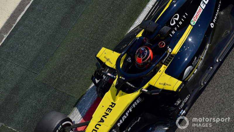 Renault 'the main beneficiary' of F1's 2021 overhaul
