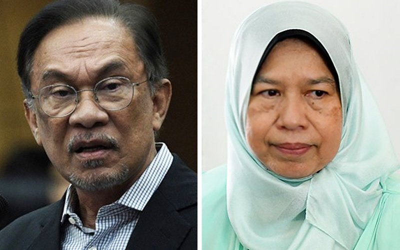 Anwar in dilemma over calls to sack Zuraida, says analyst