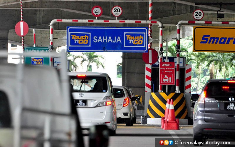 Taxis, buses now eligible for 18% toll reduction on PLUS highways