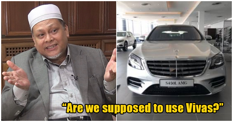 Kelantan Officer Defends Buying Mercedes Cars, Saying It's To Show The Greatness Of The Leader