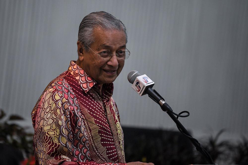 Dr M: Kimanis result a sign Sabahans yet to fully embrace Pakatan govt