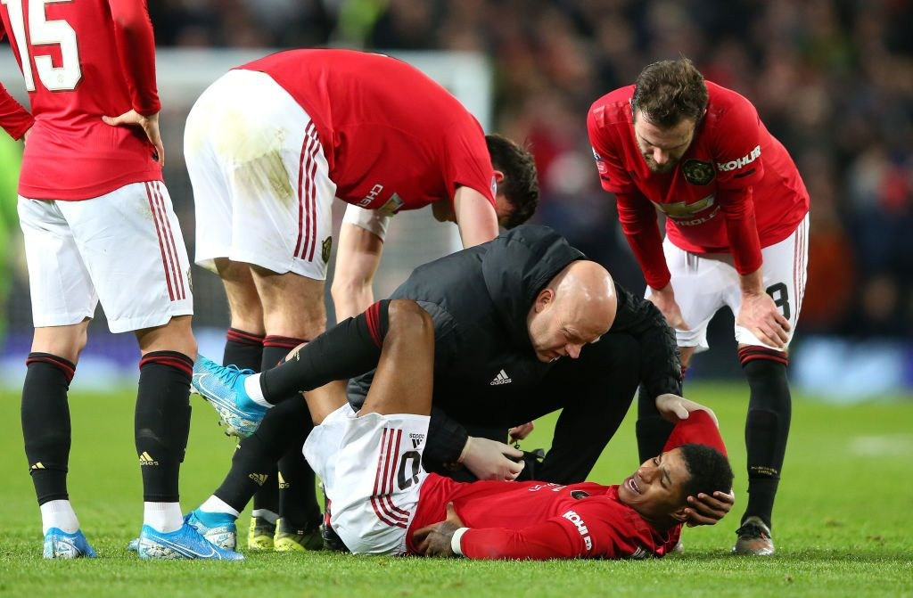 Marcus Rashford Gets Injured Because His Manchester United Team Mates Are Not Good Enough Reckons Paul Ince Nestia