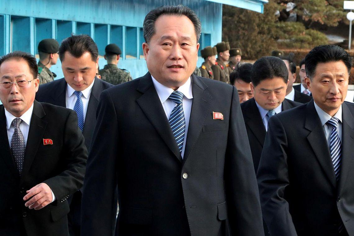 North Korea's Kim taps tough-talking military veteran as foreign minister