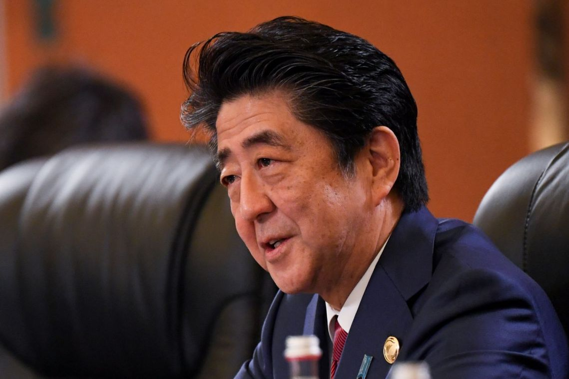 Japan's Shinzo Abe resumes Constitution quest in bid to burnish legacy