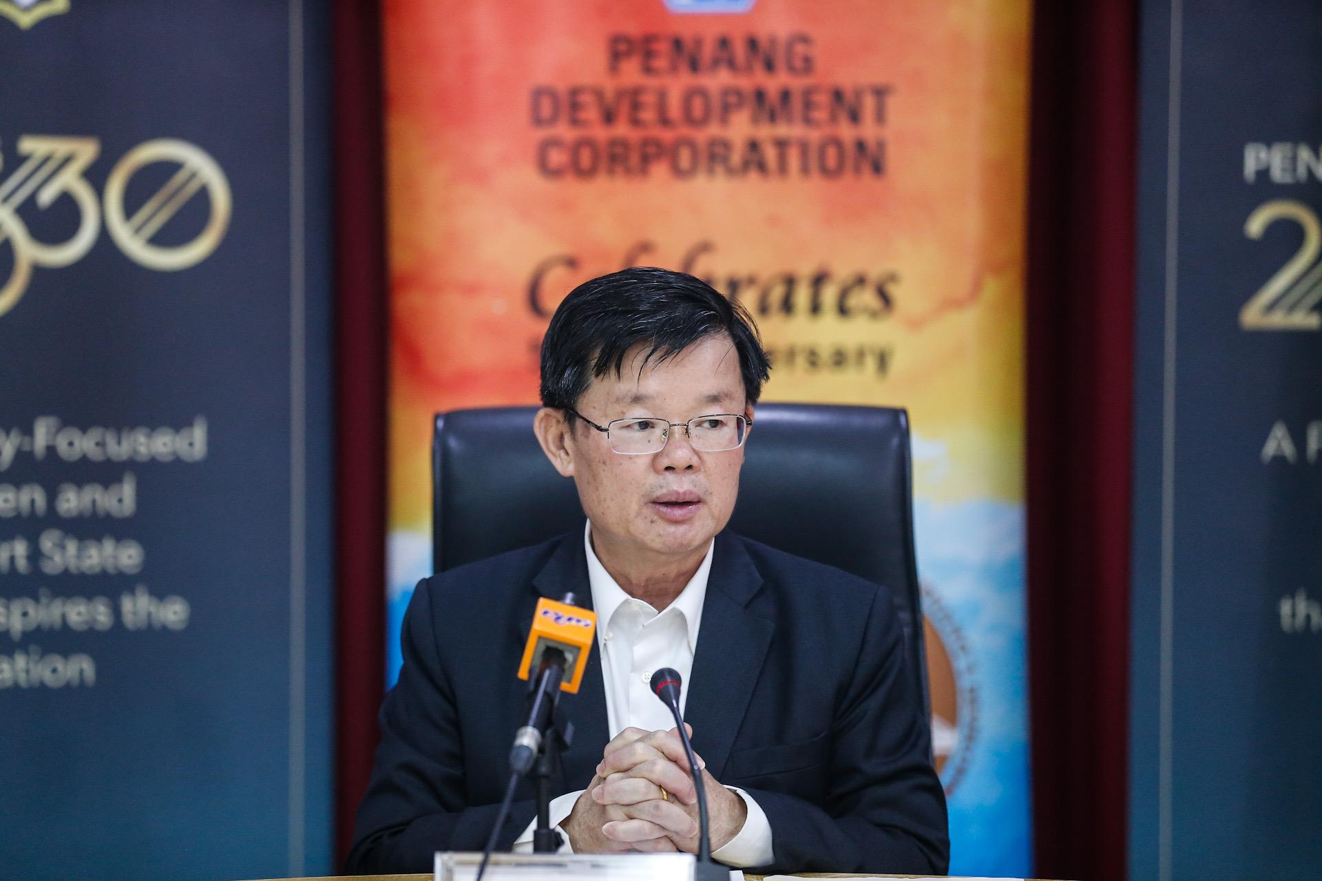 After Dr M's one-term Pakatan caution, Penang CM also urges against complacency