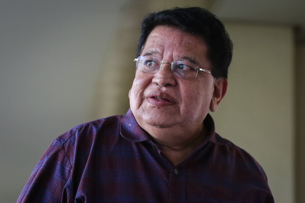 Court grants Tengku Adnan discharge not amounting to acquittal in RM1m corruption trial