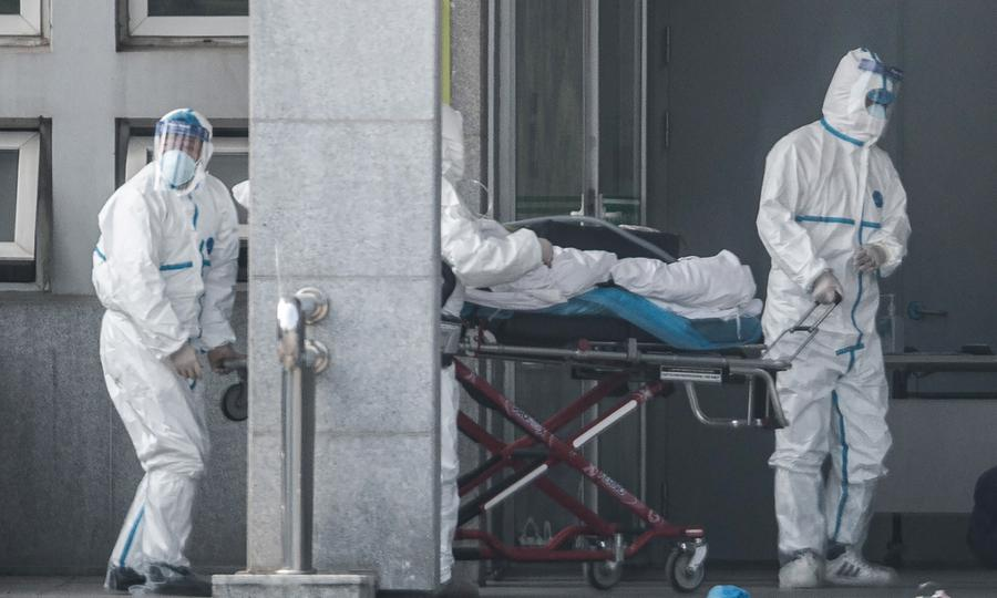 SARS-like virus spreads in China, 140 new cases