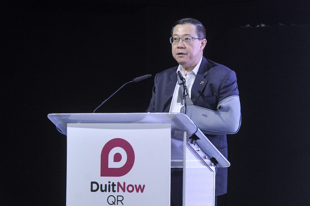 Guan Eng: 3.8 million people to benefit from first phase RM300 BSH payment from today