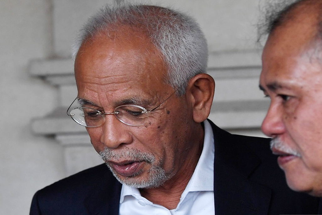 Shahrir Samad charged with failing to declare RM1 million received from Najib to IRB