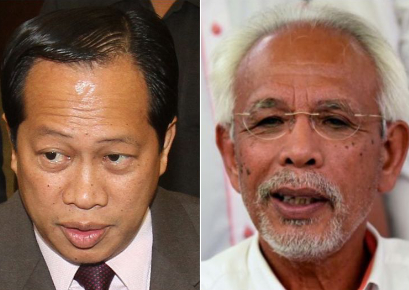 Umno leaders charged with money laundering
