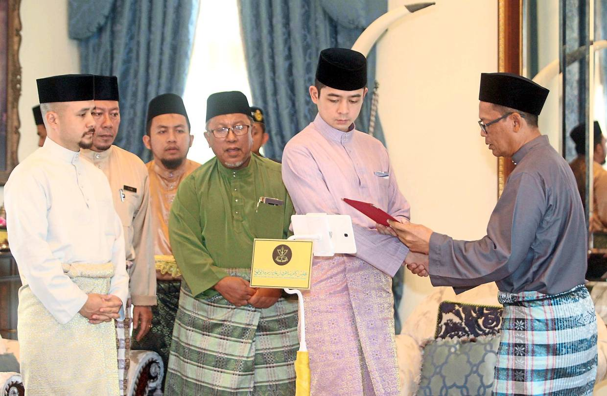 More tithes collected in Pahang