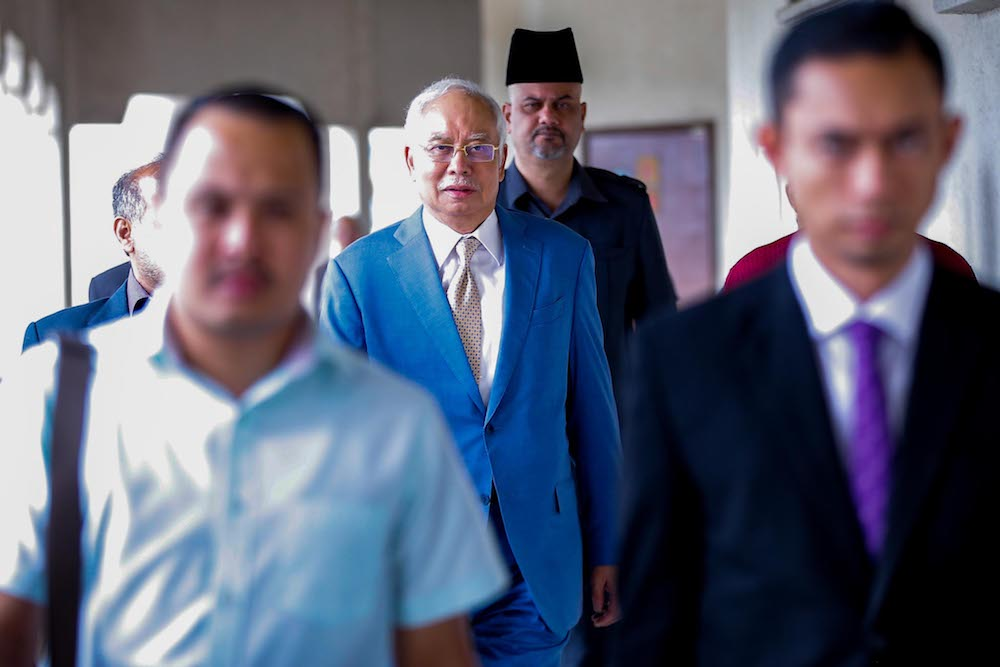 SRC trial: Najib admits to being involved in RM4b loan application, denies expediting approval process