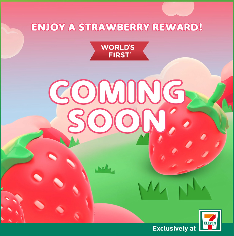 Coca-Cola Strawberry From Japan Coming To Singapore Soon
