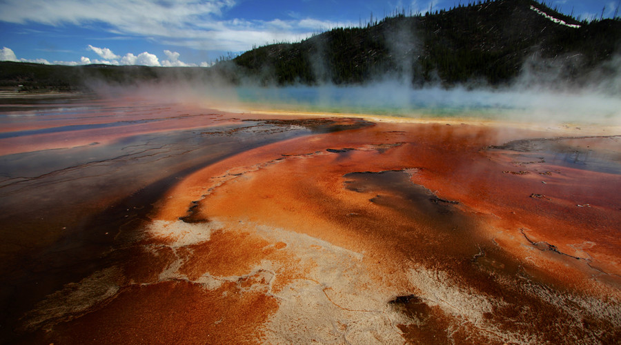 134 earthquakes in one month: Is Yellowstone volcano gearing up for eruption?