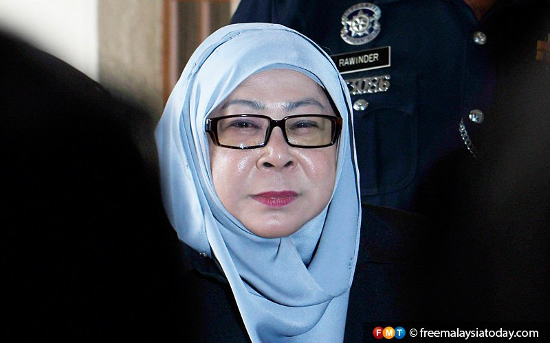 Ex-spy chief Hasanah applies to get old documents on MEIO's formation