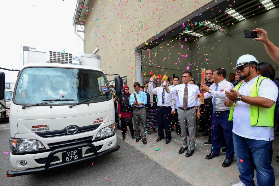 Malaysia Food Bank programme expands with a new distribution centre