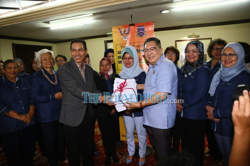 Fatimah: 8,505 application forms for Kenyalang Gold Card received as of Jan 21