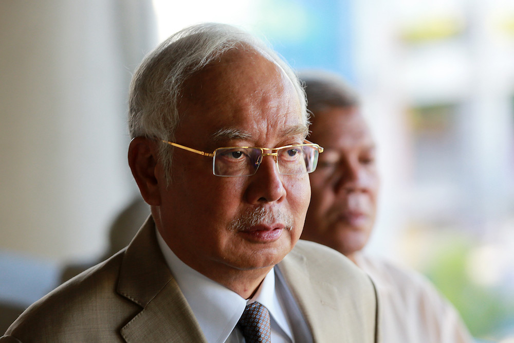 SRC trial: Now, Najib says can verify signatures' authenticity on photocopied documents