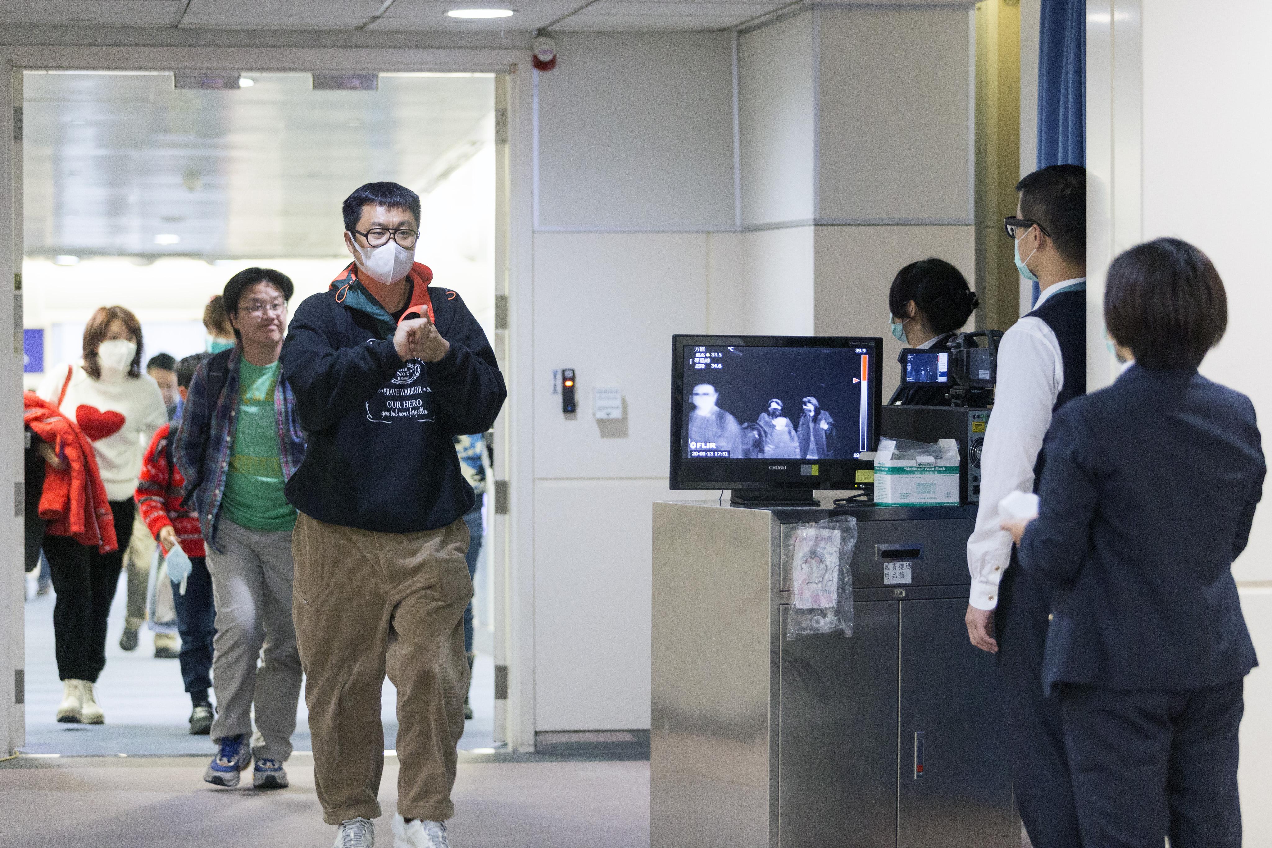 【新冠肺炎】香港两起高度怀疑个案已确诊