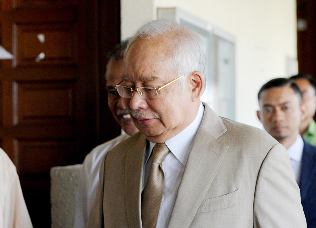 Najib never raised issue of forged signatures – DPP