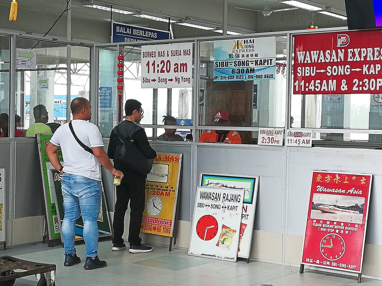 Move to have e-ticketing system for express boats