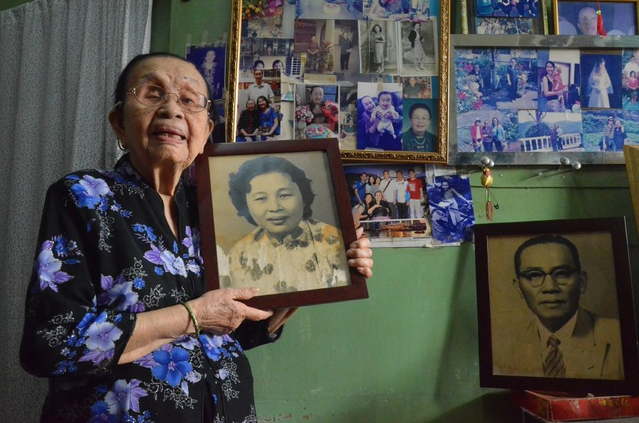 99-year-old 'Po Po' Lim proves age is just a number