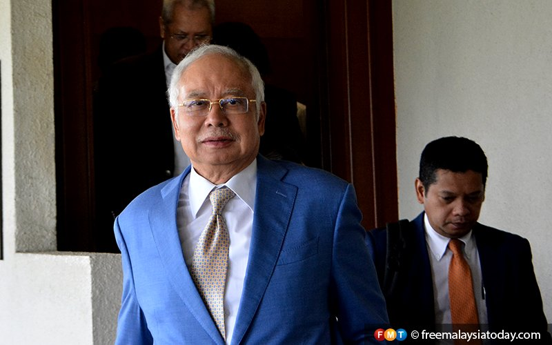Nik Faisal remained as SRC director to ensure continuity, Najib tells court