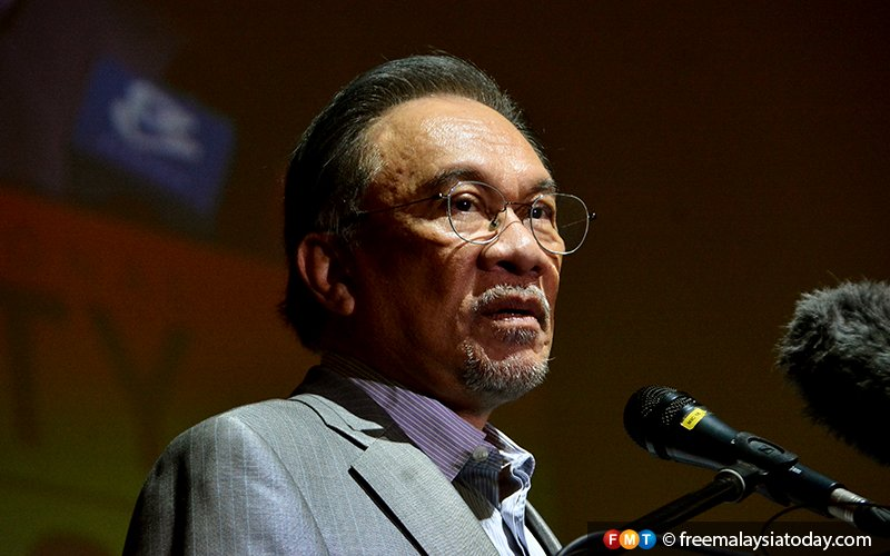 Stop discussing power transition in public, Anwar tells PH