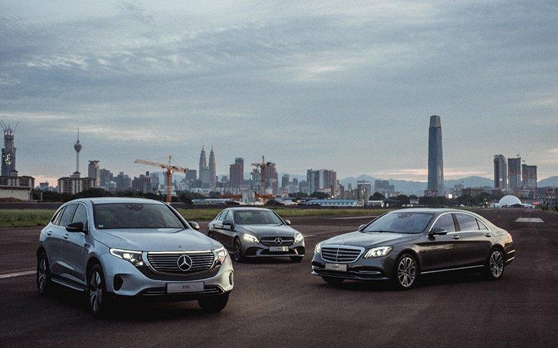 Mercedes-Benz most popular luxury car brand in Malaysia
