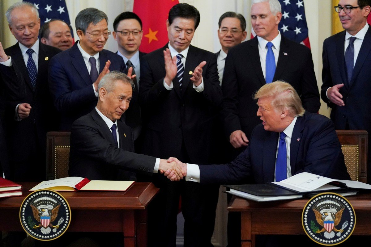 China's US trade war deal is 'is good for the world' and'will not impact' imports from other countries