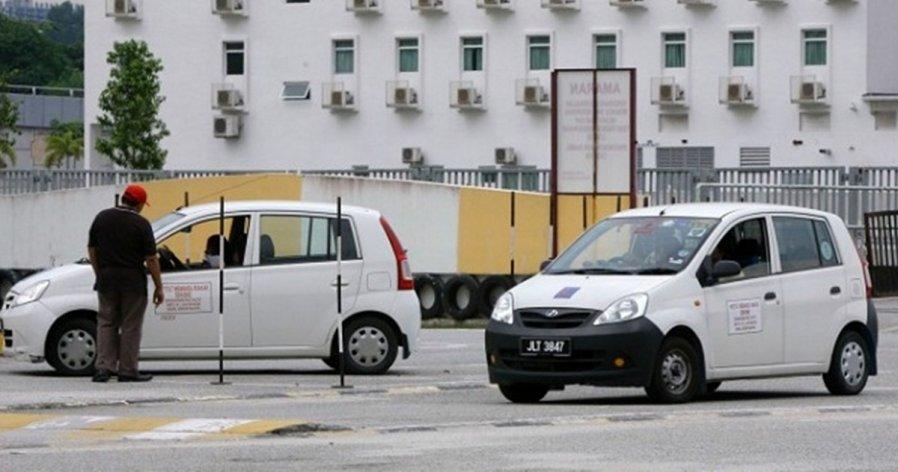 陆路交通局:考车自动化系统 6月全国推动